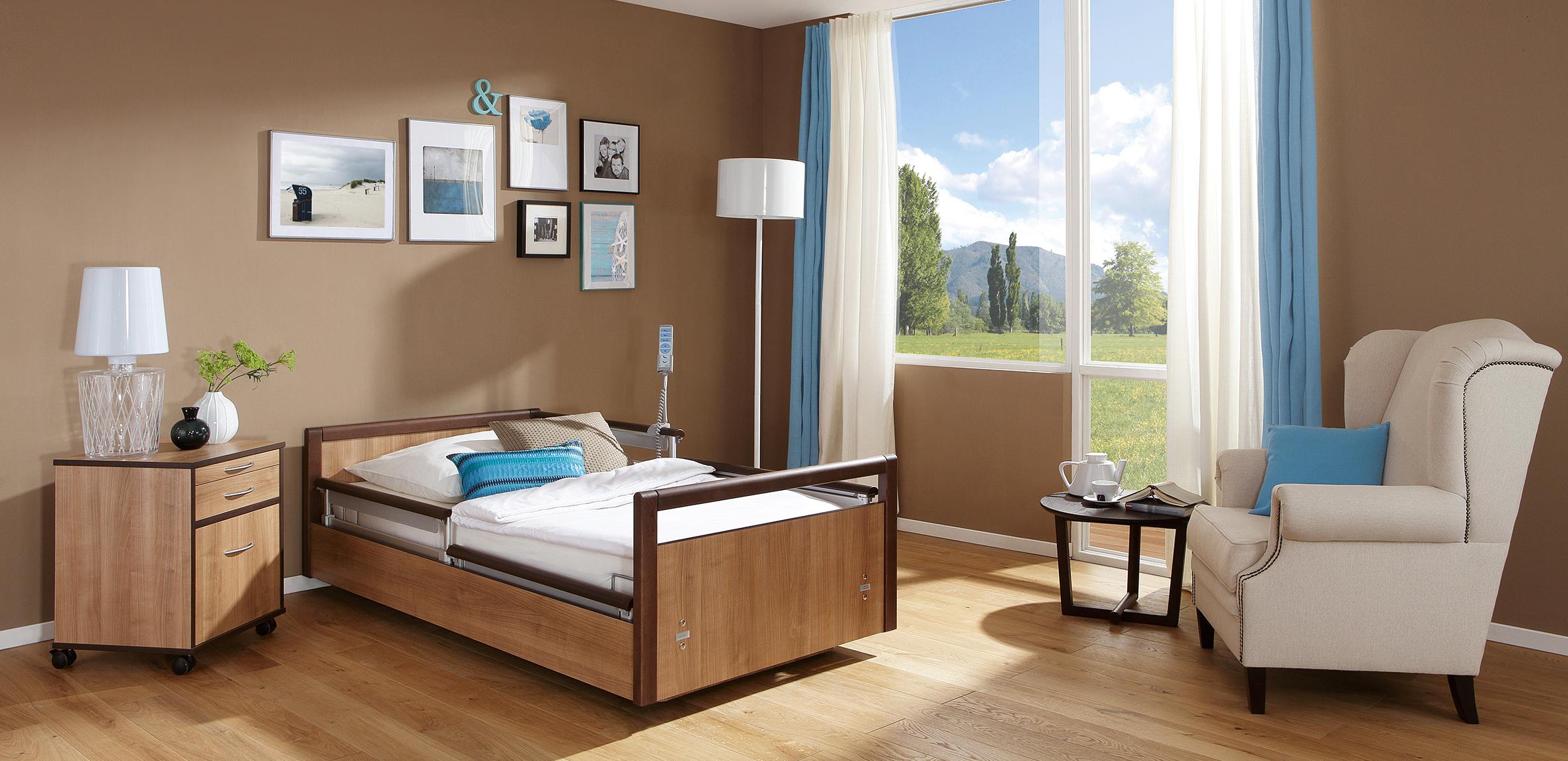 komfortzone patientenzimmer teil 2 pflege. Black Bedroom Furniture Sets. Home Design Ideas