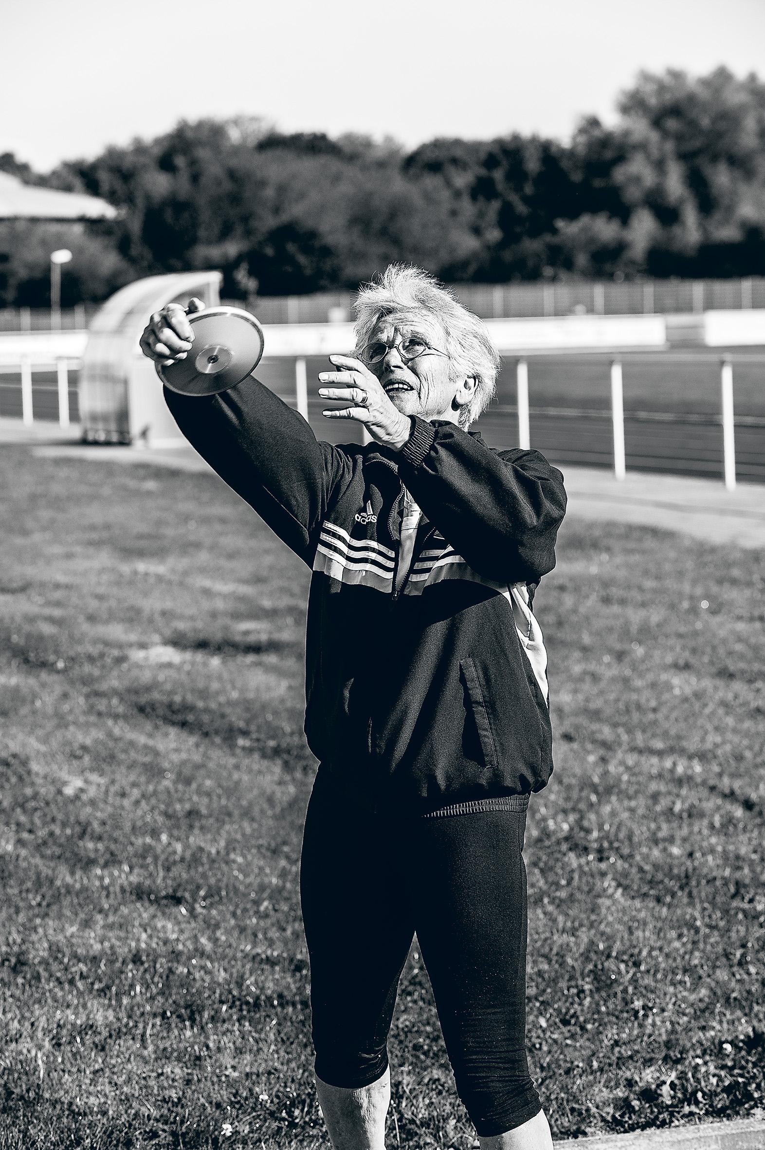 Für Sport ist man nie zu alt