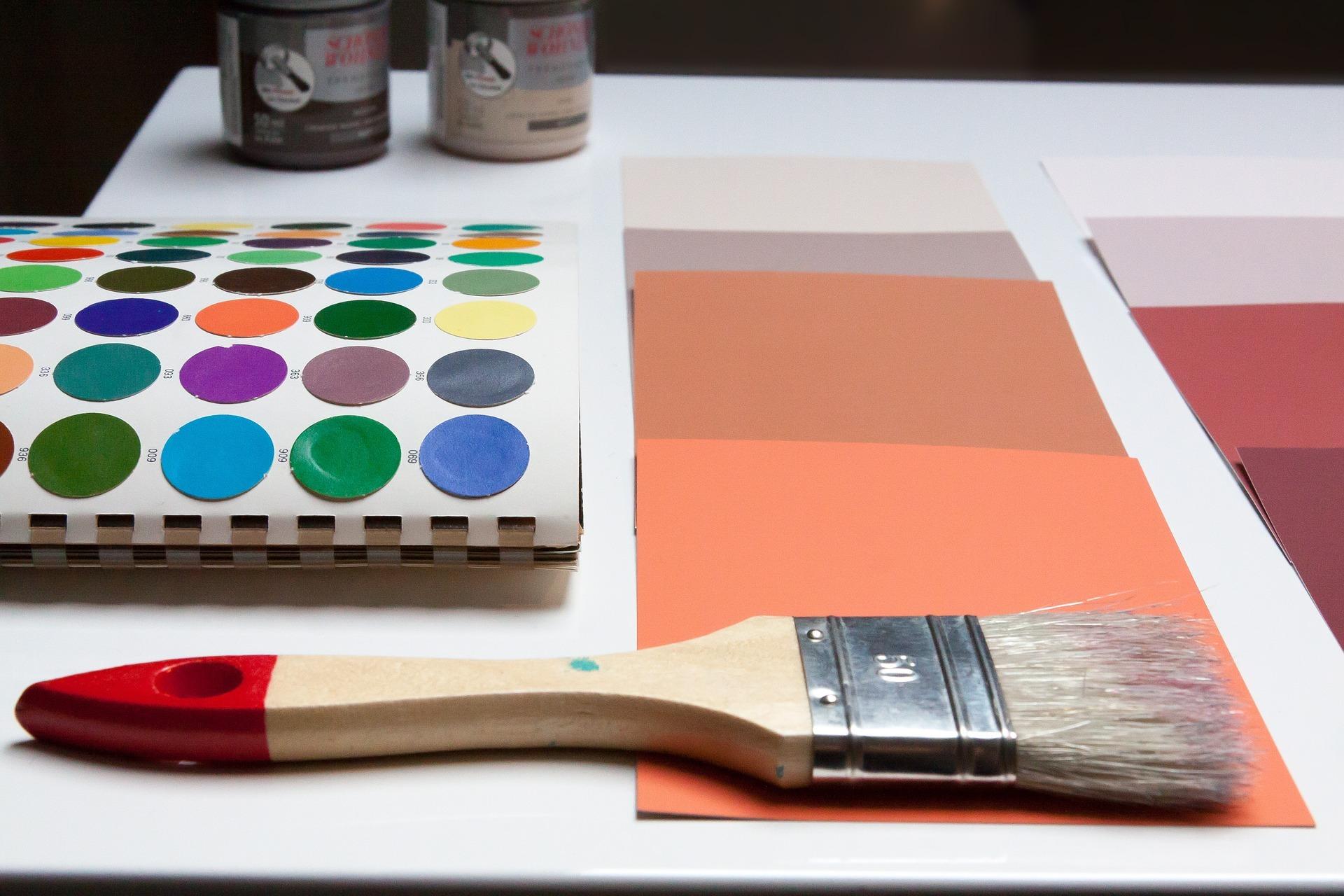 Farbwahl in Pflegeeinrichtungen