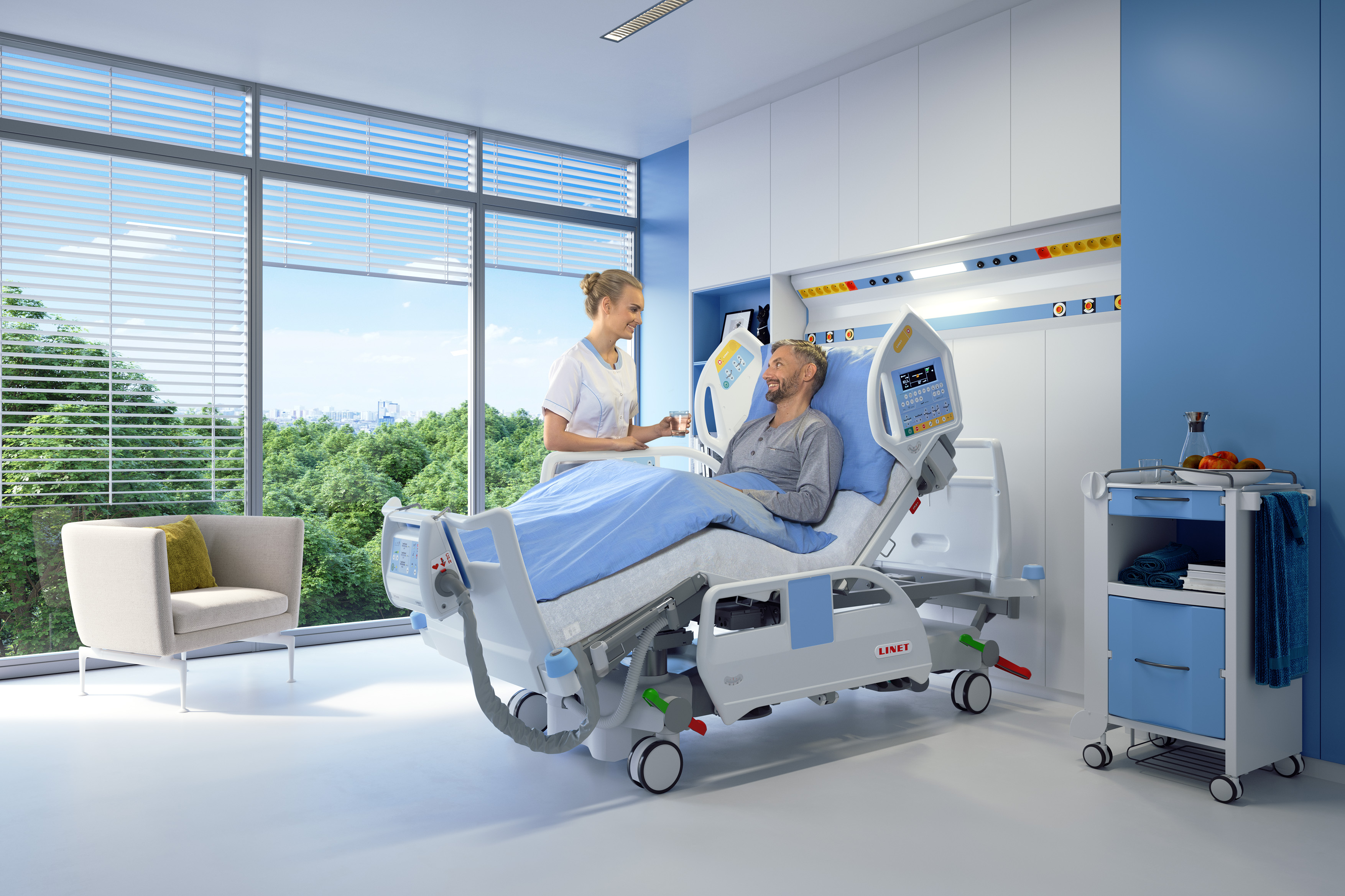 Die Kunst der Krankenpflege - eleganza 5