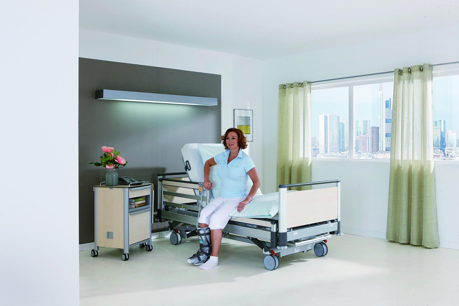 Herausragende Rolle der Pflege bei der Wiedererlangung der Mobilität