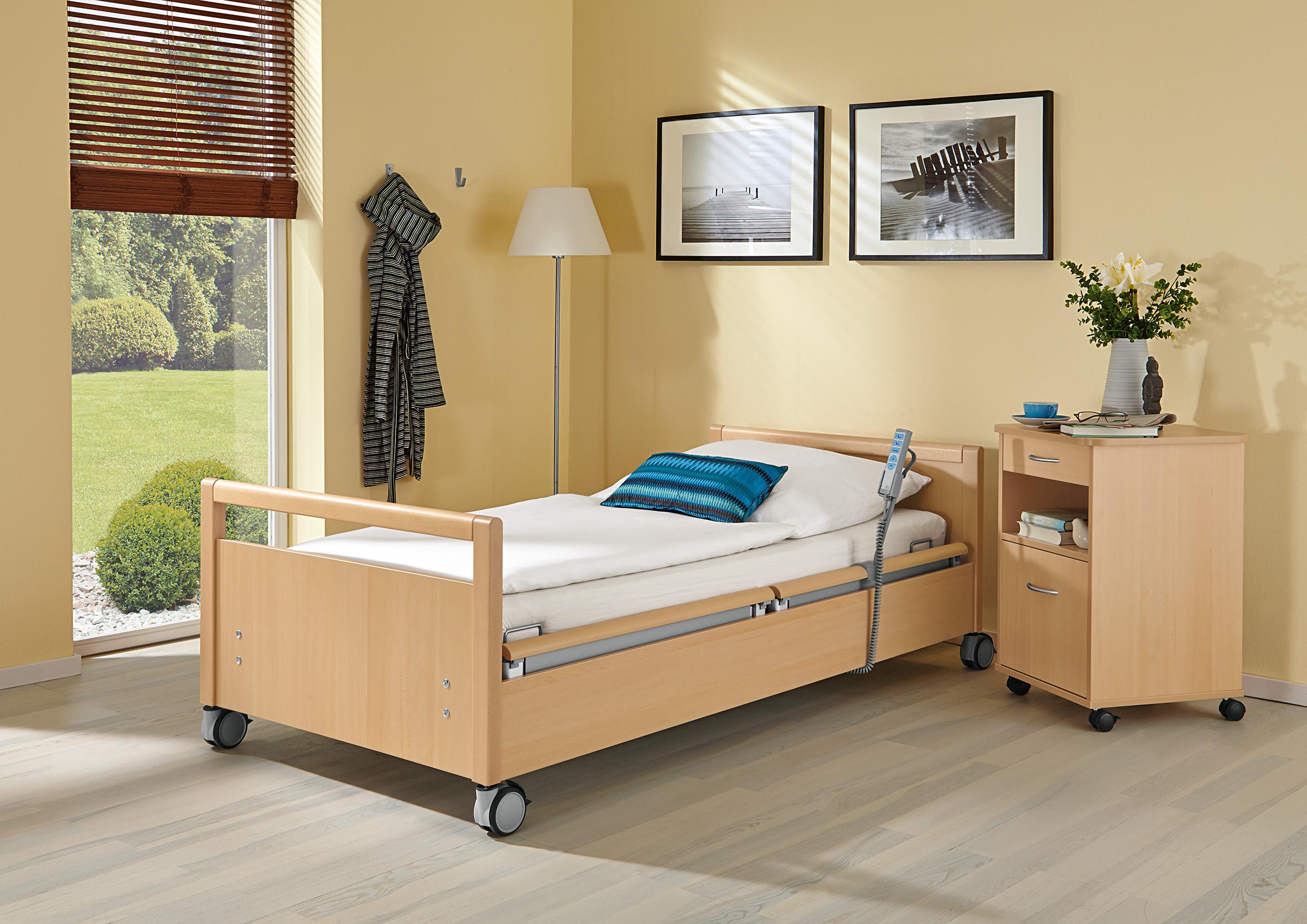 movita - Wirtschaftlich in der Pflege, komfortabel für den Patienten