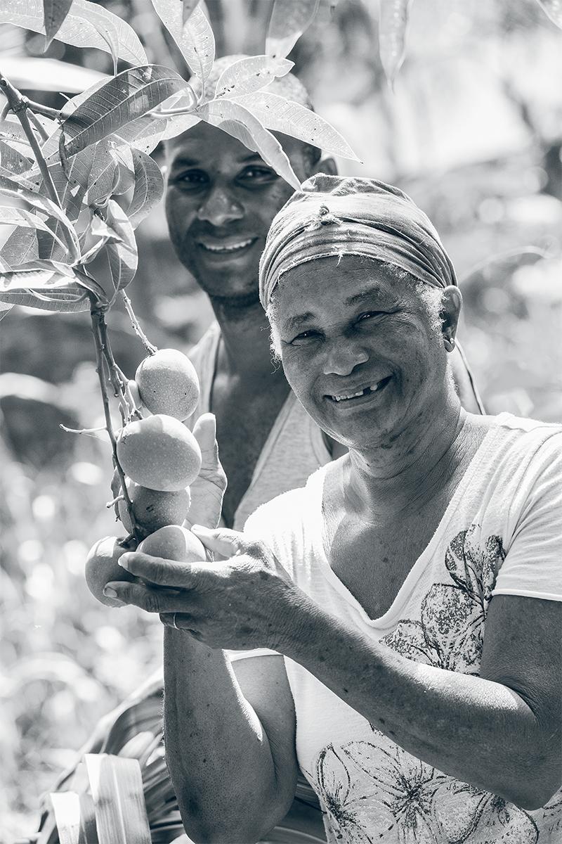 Haydee Aparicio *1948 und William Aparicio