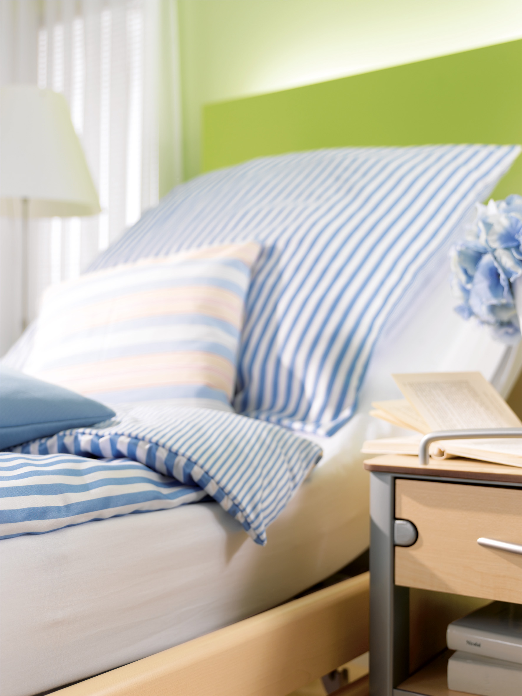Kriterien bei der Auswahl von Matratzen für Pflege- und Klinikbetten