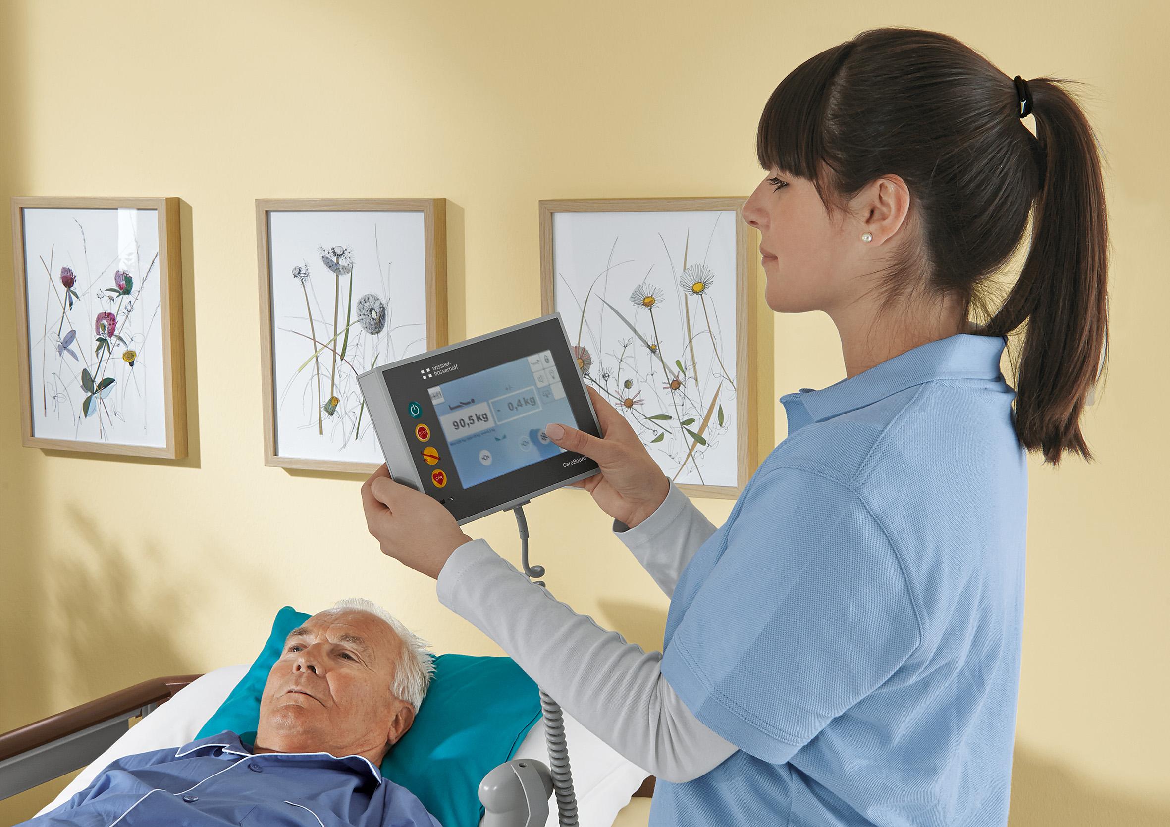 Nutzung digitaler Technik in der Pflege