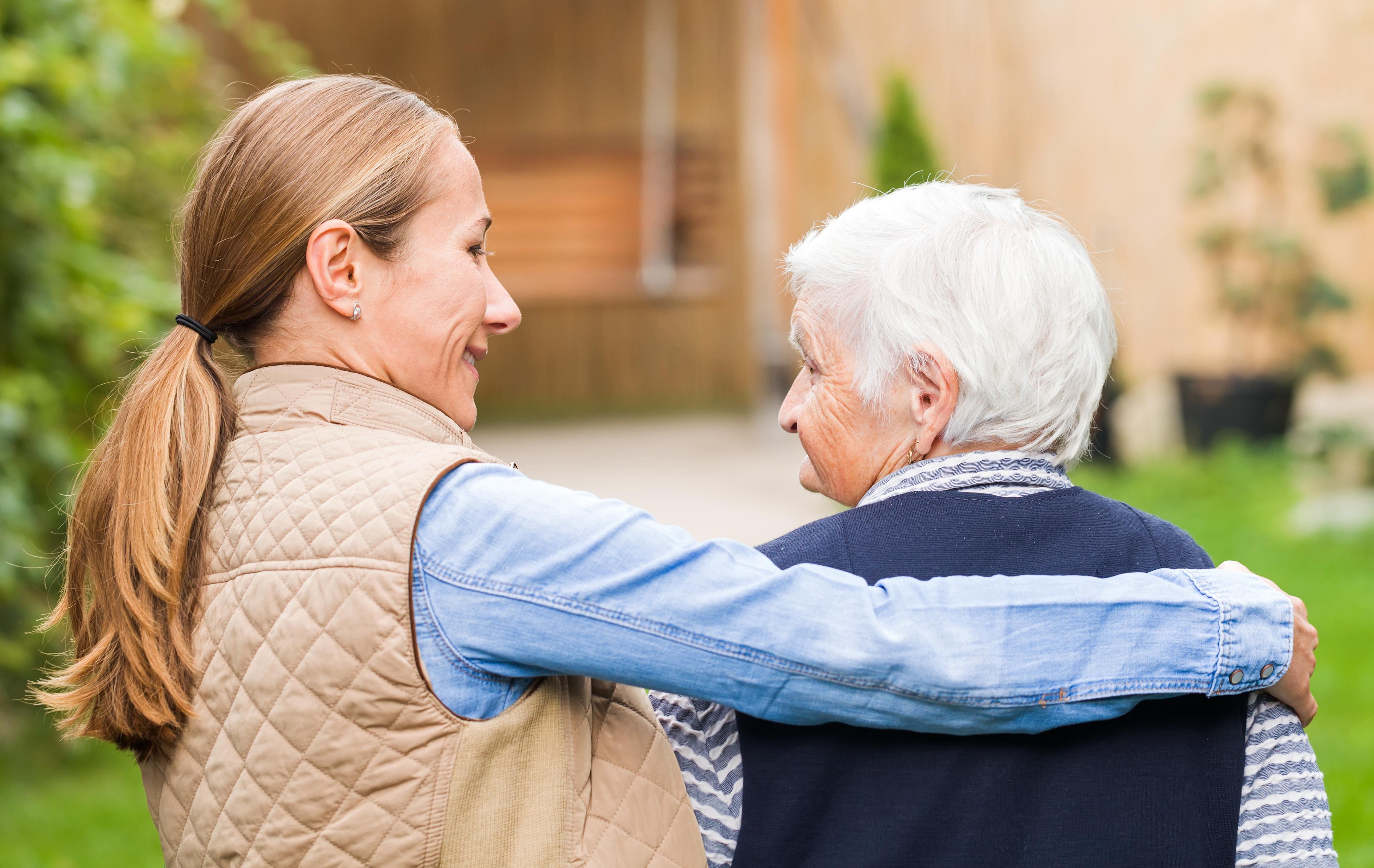 Demenz: So gelingt Aktivierung durch Beziehung