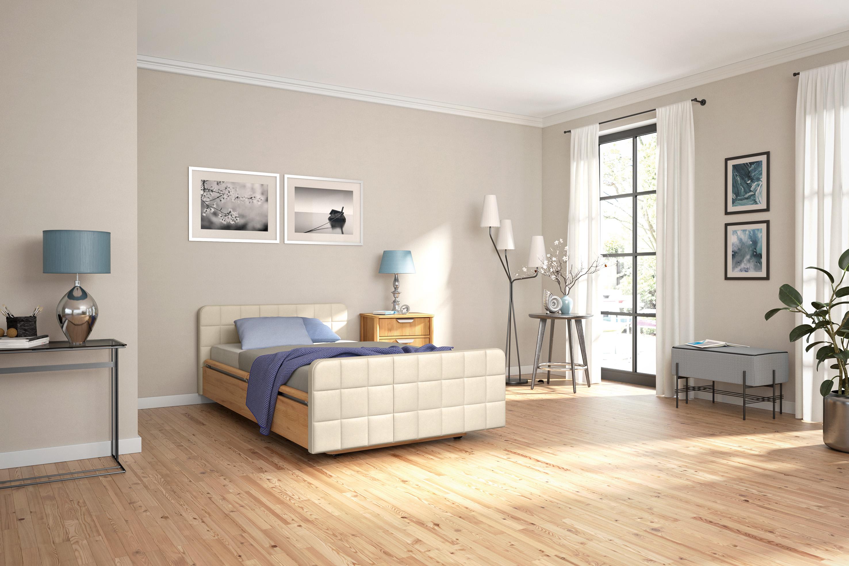 So richten Sie ein Pflegezimmer perfekt ein (Teil 2)