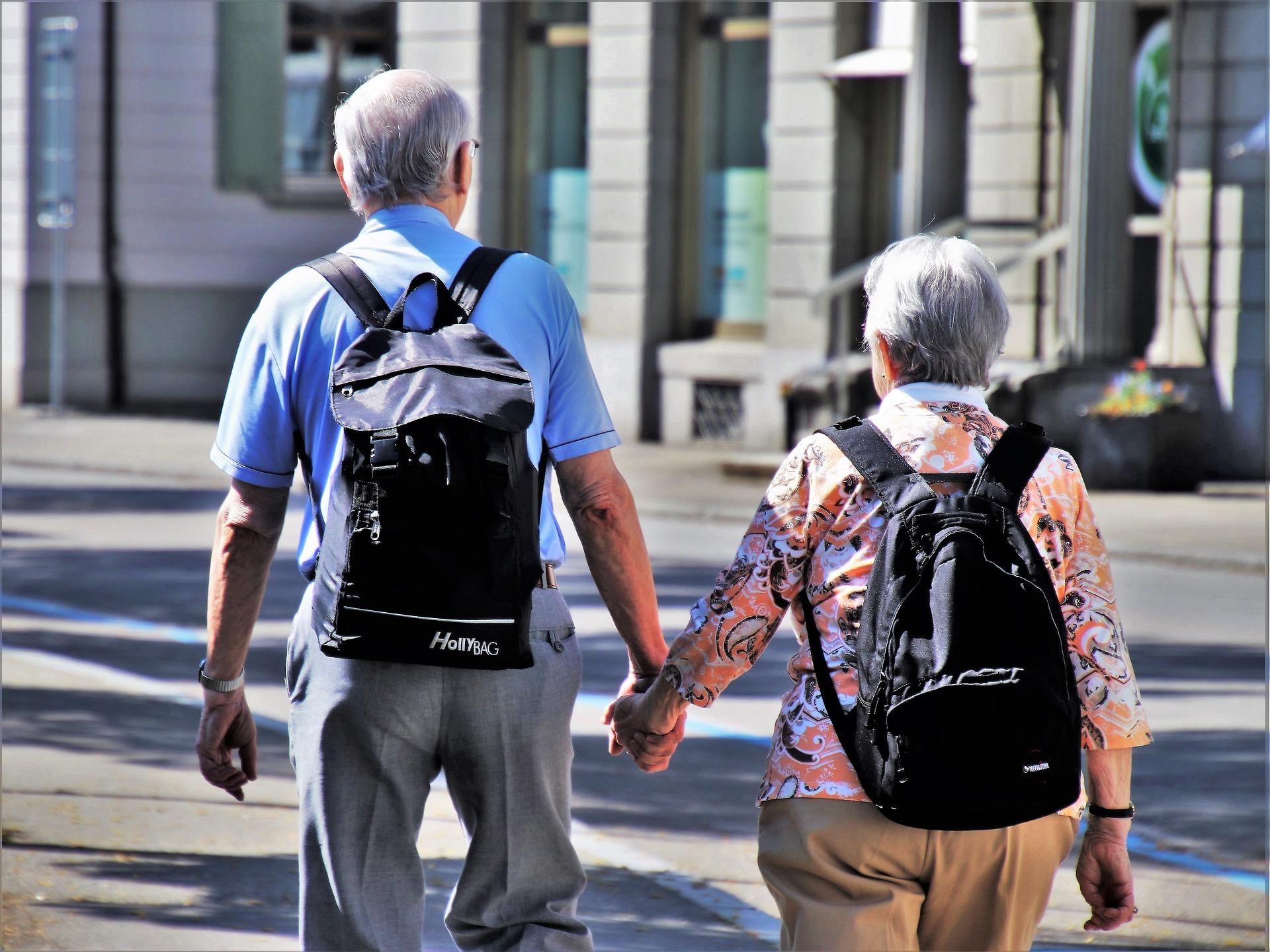 Senioren auf Reisen - wenn der Urlaub ruft