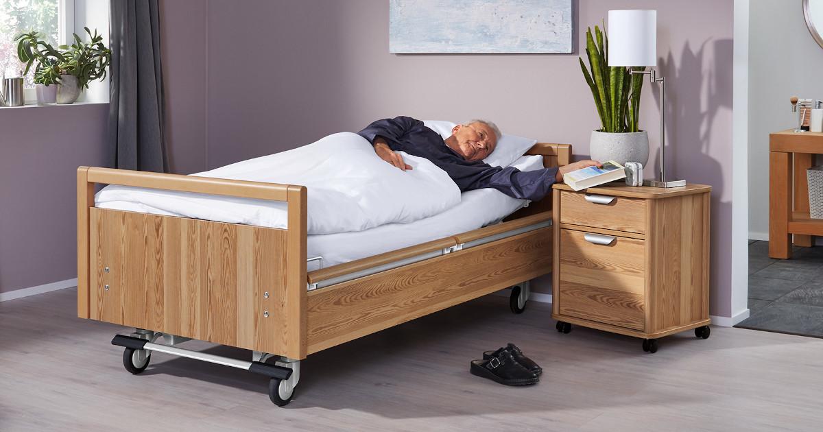 Gesunder Schlaf für Senioren