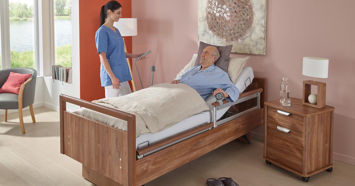 Personalmangel, vor allem in der Altenpflege