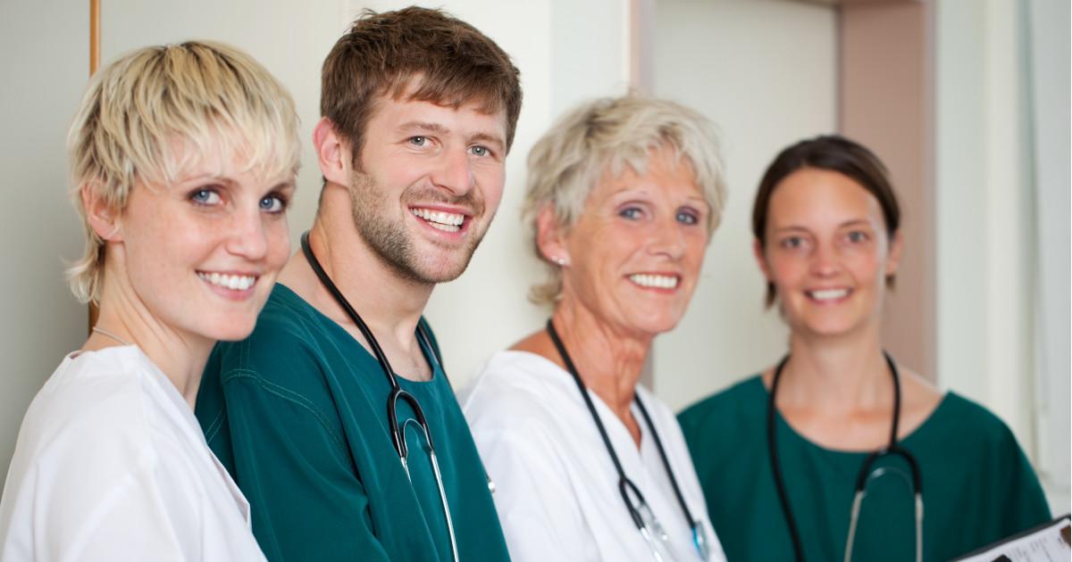 Teamwork: Wie Pflegekräfte gemeinsam mehr erreichen